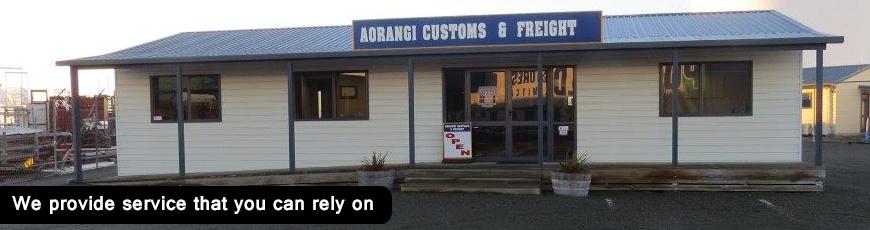 Aorangi Freight