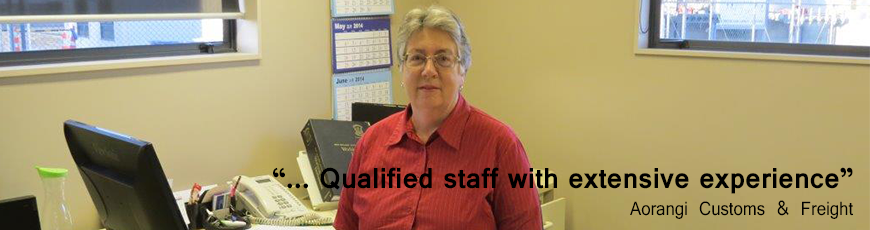 Qualified Staff